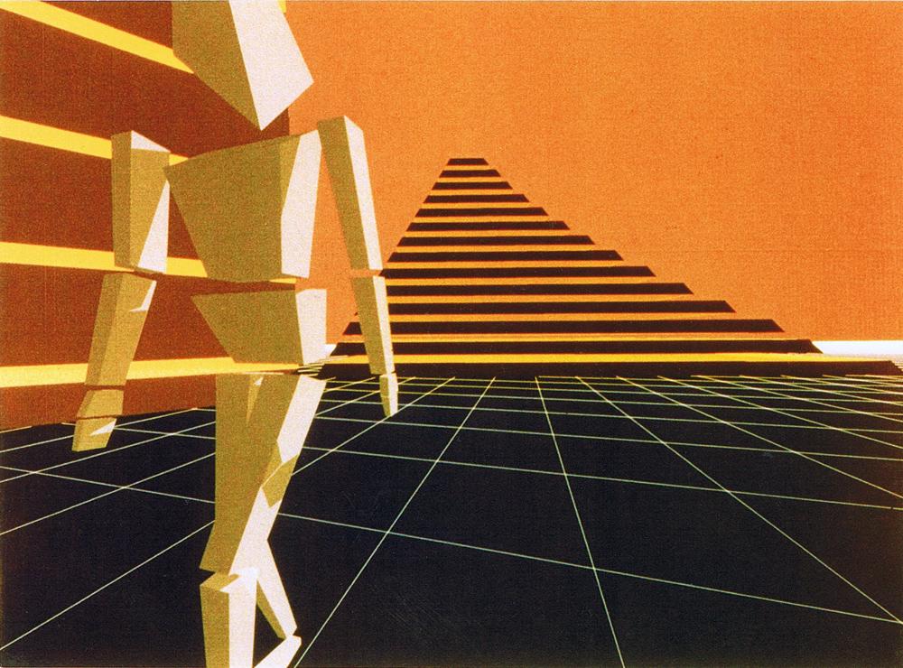 Humanonon (1982), un film de Michel François, ITF.